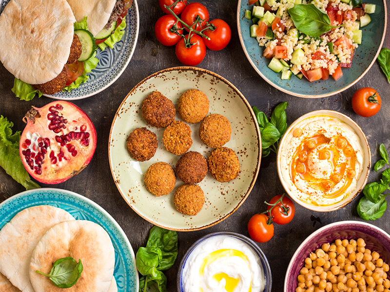 Food notes from Lebanon