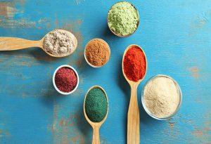 6 colour meal plan