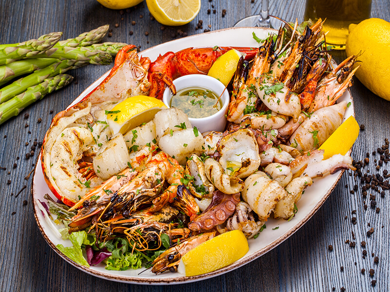 Why Seafood Is Considered A Superfood