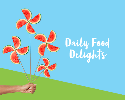 Introducing Daily Food Delights