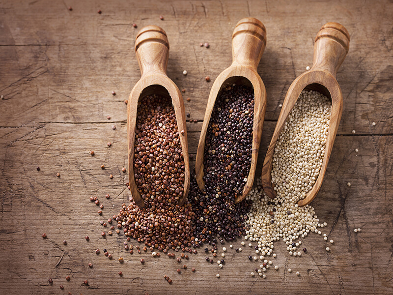 5 Delicious Things You Can Make With Quinoa