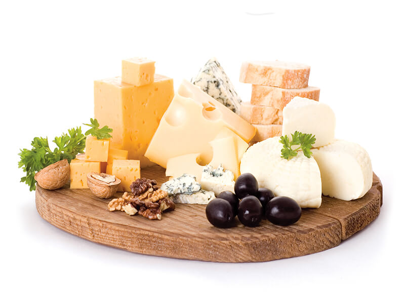 A day with cheese Yes please!