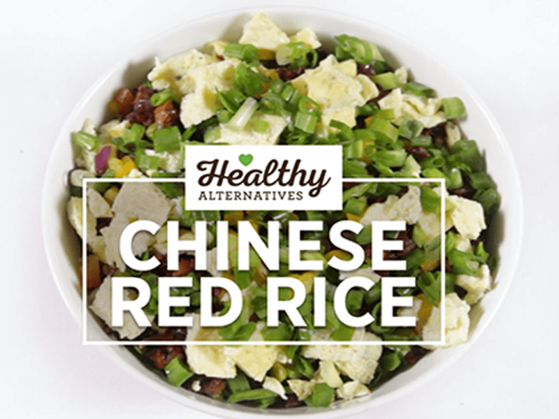 Chinese Red Rice