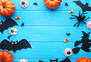 Halloween-Themed Party Snacks