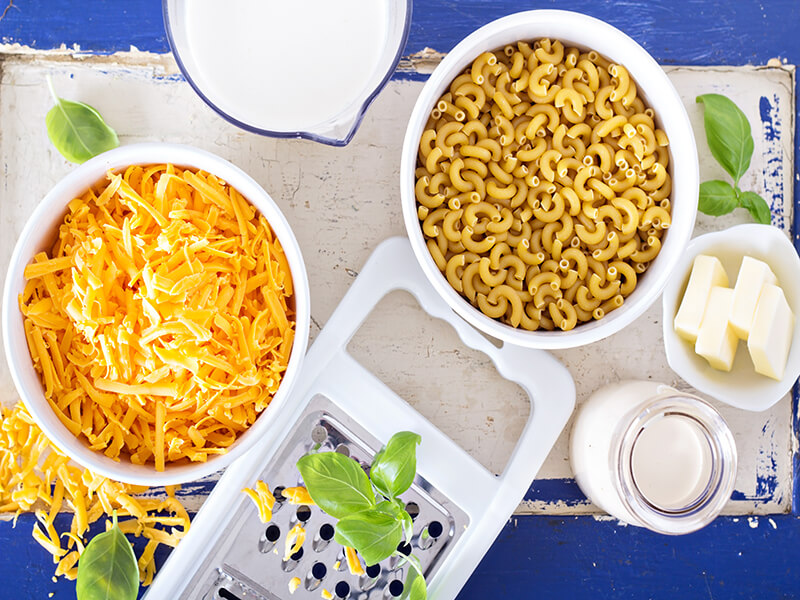 Innovative mac and cheese recipes