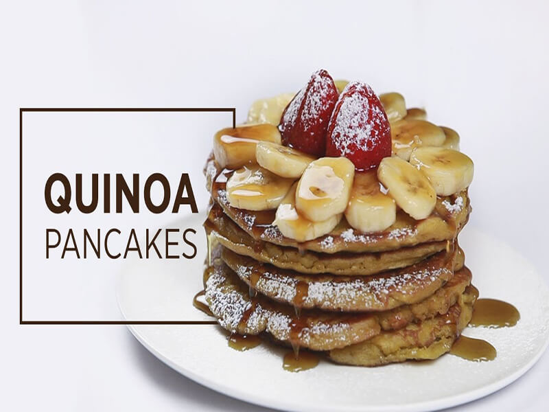 Quinoa Pancake Recipes