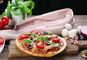 Quinoa Pizza Crust Recipe