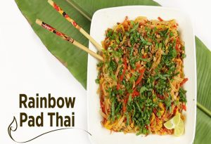 Rainbow Pad Thai Recipe