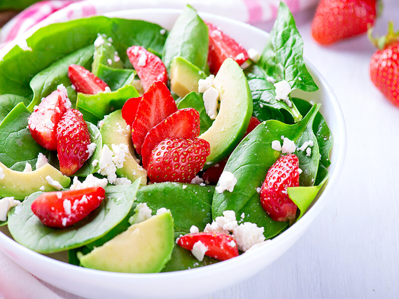 Refreshing summer salads that keep you cool