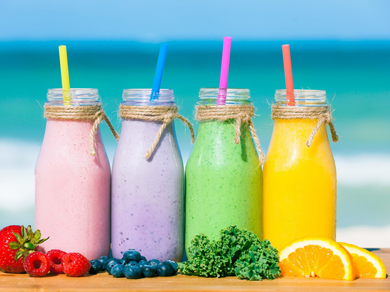 Super summer smoothies