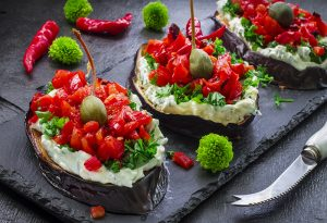 Vegetarian Party Appetizers