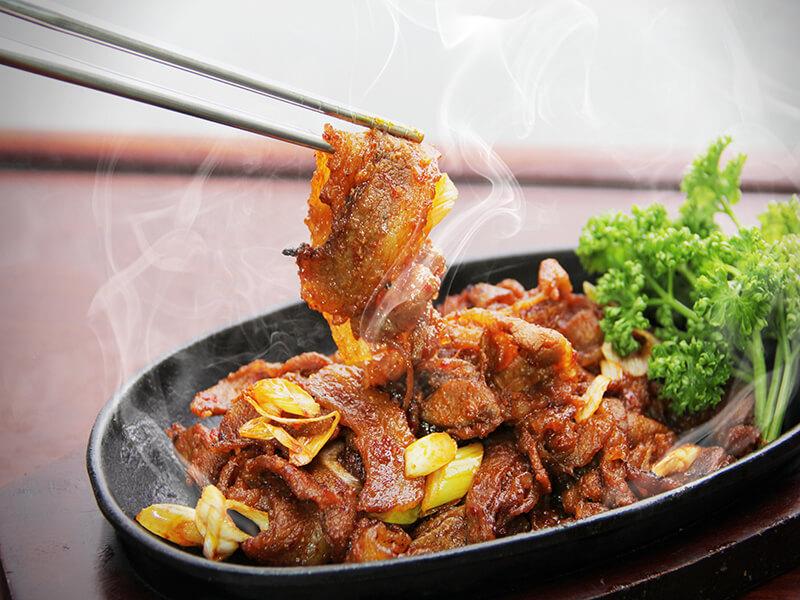 Spicy Pork BBQ