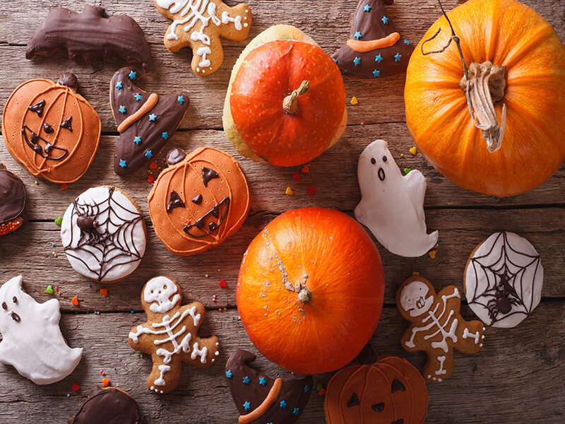 3 Halloween Themed Snacks For Your House Party