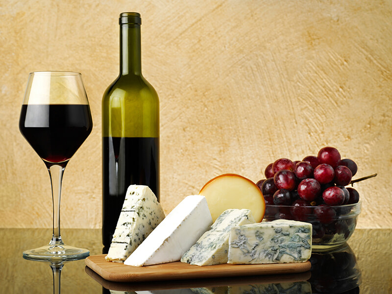 3 Tips On Pairing Wine And Cheese