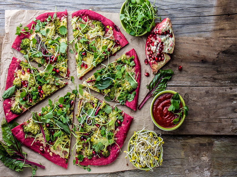 5 Healthy Ways To Enjoy Pizza