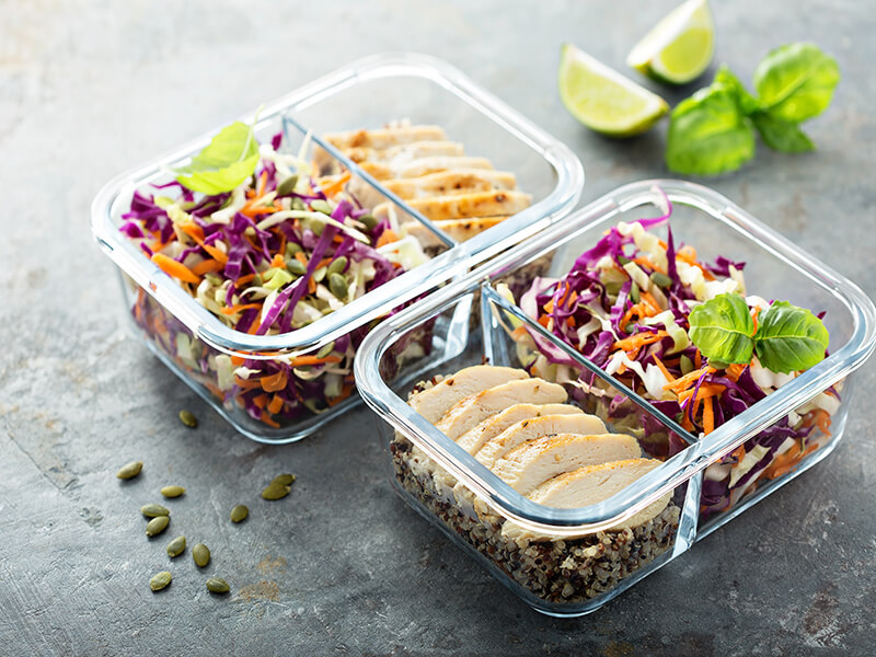 Easy Food Prep Recipes For Work
