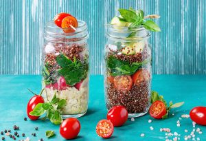 Mason Jar Salads You Can Make For Work