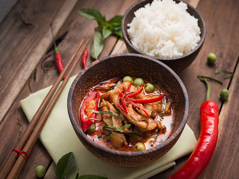 A Culinary Getaway to Thailand