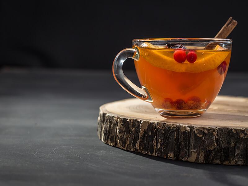Chai Cranberry