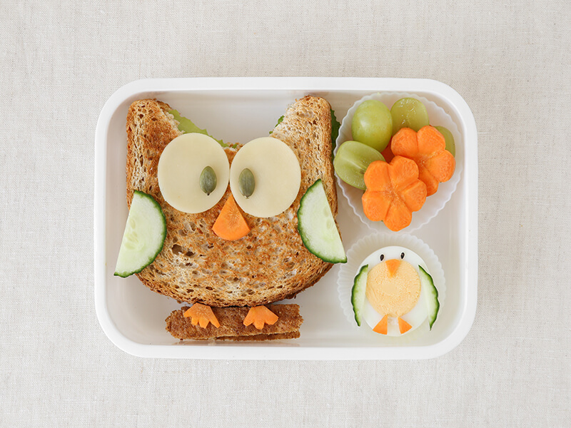 LunchBoxSandwich