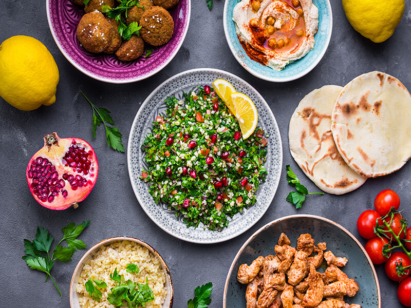 Recipes from Lebanon