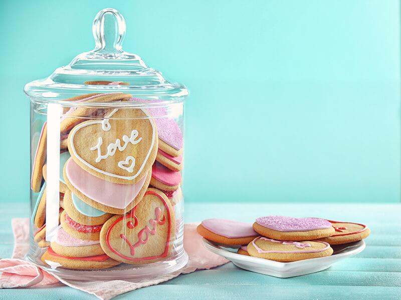cookies in jarr
