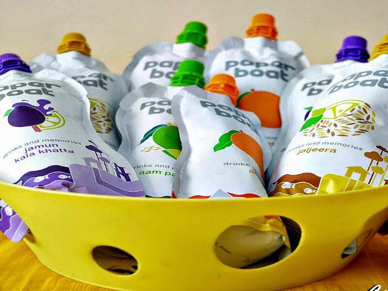 paper boat juice flavor