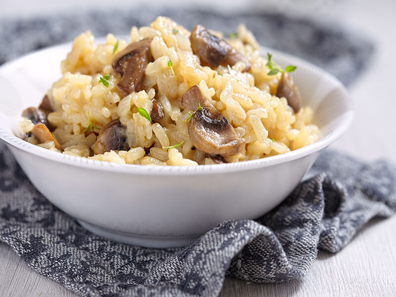 traditional italian risotto