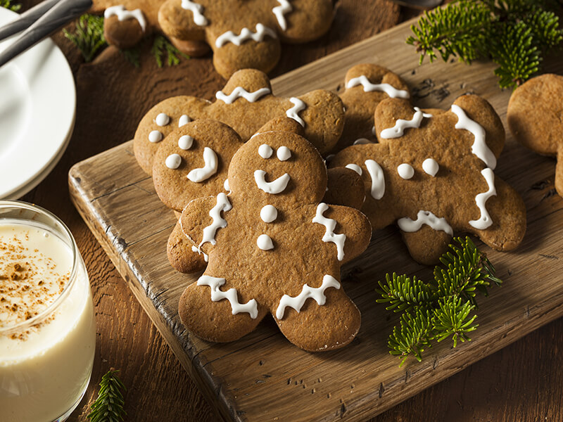 Classic Ginger Bread Cookies