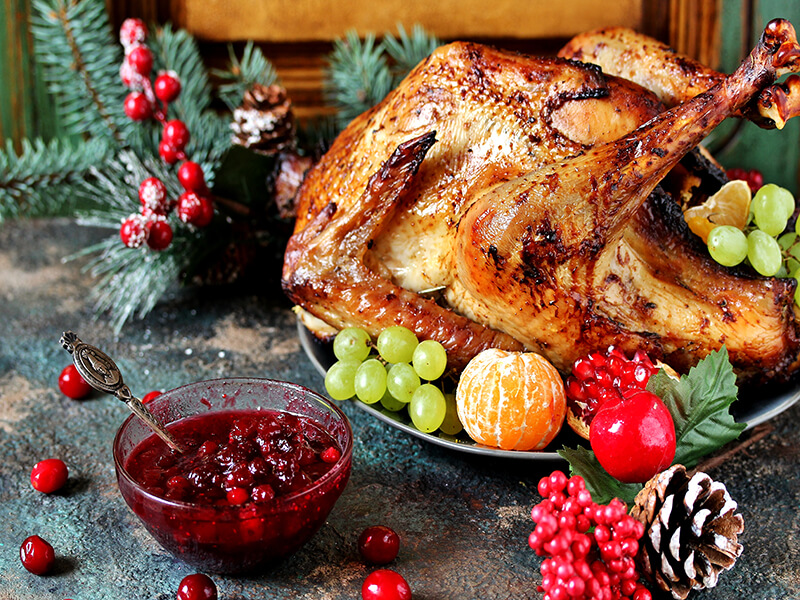 Cranberry Turkey (United States of America)