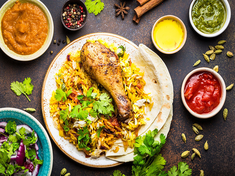 Best Biryani Recipes From All Over India