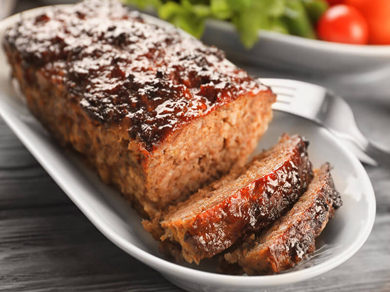 Traditional Easter Meatloaf