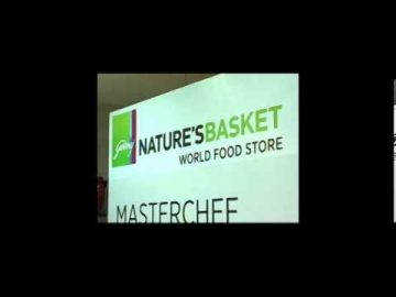 MasterChef Australia Judges Gary & George at Godrej Nature's Basket (Mumbai) Store -PART 4