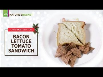 What's cooking - BLT Sandwich (ChristMUSTs Edition)