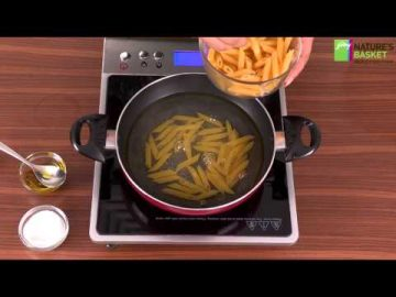 How To Boil Pasta - The Right Technique by Godrej Nature's Baske