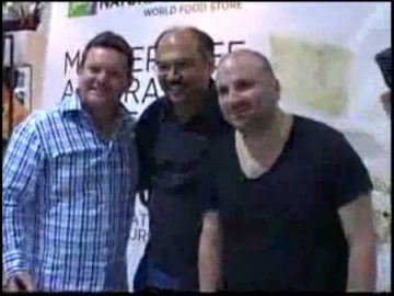 MasterChef Australia Judges Gary & George at Godrej Nature's Basket (Delhi) Store- Part 6