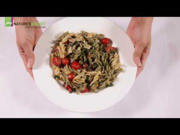 What's Cooking - Gluten-Free Fusilli Aglio Olio