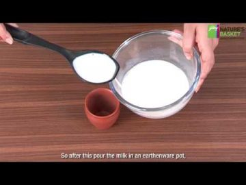 How To Make Yogurt at Home by Godrej Nature's Basket