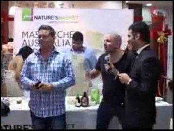 MasterChef Australia Judges Gary & George at Godrej Nature's Basket (Delhi) Store - PART 2