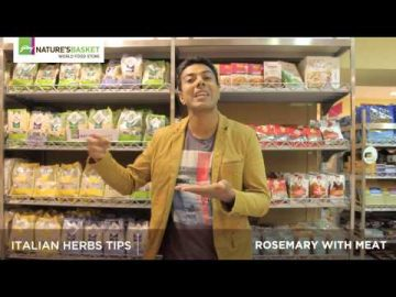 Chef Ranveer Brar shares the right way of using Italian herbs - Godrej Nature's Basket