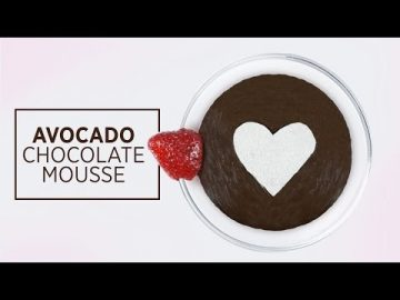 What's Cooking - Avocado Chocolate Mousse