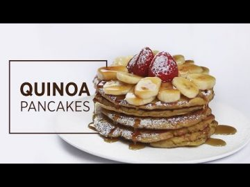 What's Cooking - Quinoa Pancakes
