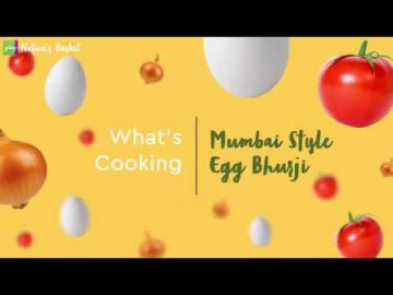 What's Cooking - Mumbai-style egg Bhurji