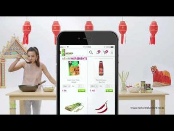 #WorldFoodApp – Shoppable Ad by Godrej Nature's Basket - 35s