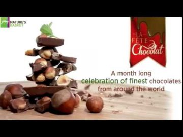 La Fete Chocolat  - Chocolare Festival at Godrej Nature's Basket