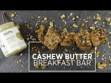 What's Cooking - Protein Breakfast Bar