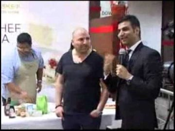 MasterChef Australia Judges Gary & George at Godrej Nature's Basket (Delhi) Store - PART 1