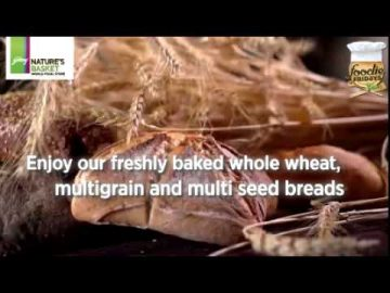 Healthy Multi Grain Breads at Godrej Nature's Basket