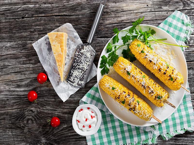 corn recipes