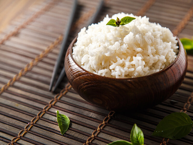 5 Healthy Alternatives To White Rice
